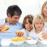 When on vacation, many people eat foods they wouldn't normally include in their regular diet.