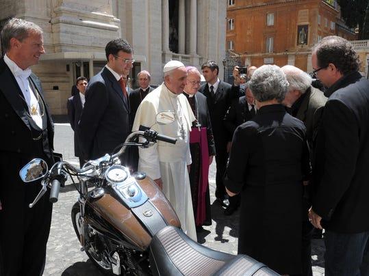 pope harley