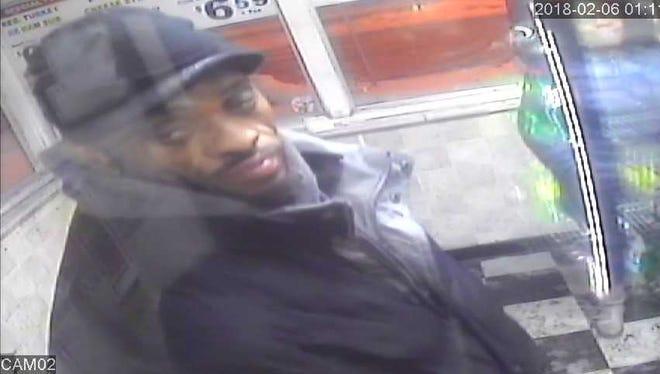 Milwaukee police are seeking Leonard C. White in a series of burglaries.