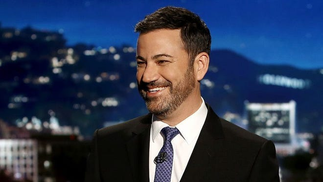 Jimmy Kimmel wants to chat about health care.