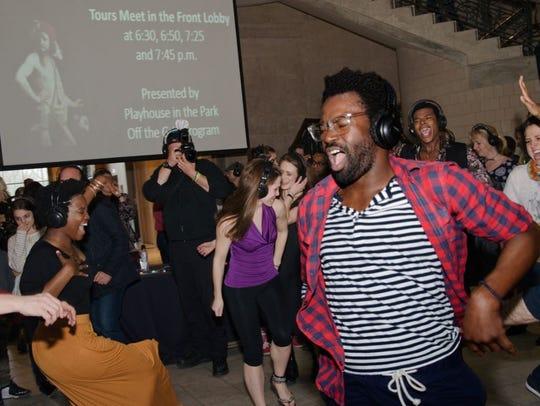 Art After Dark celebrates Cincinnati Fringe Festival