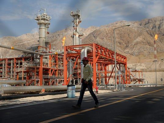 AP MIDEAST IRAN ENERGY GAS I IRN