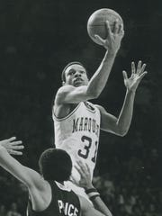 "Glenn ""Doc"" Rivers and Marquette were knocked out of the 1983 NCAA Tournament by Tennessee."