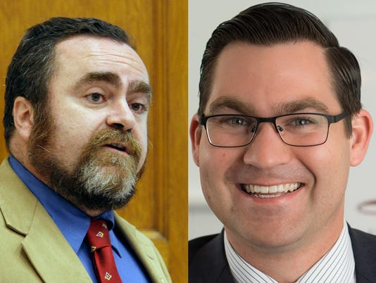 District 5 candidates