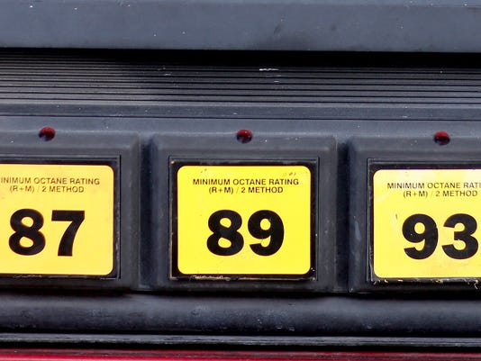 Gas Prices Continue To Drop, Reaching Four-Year Low