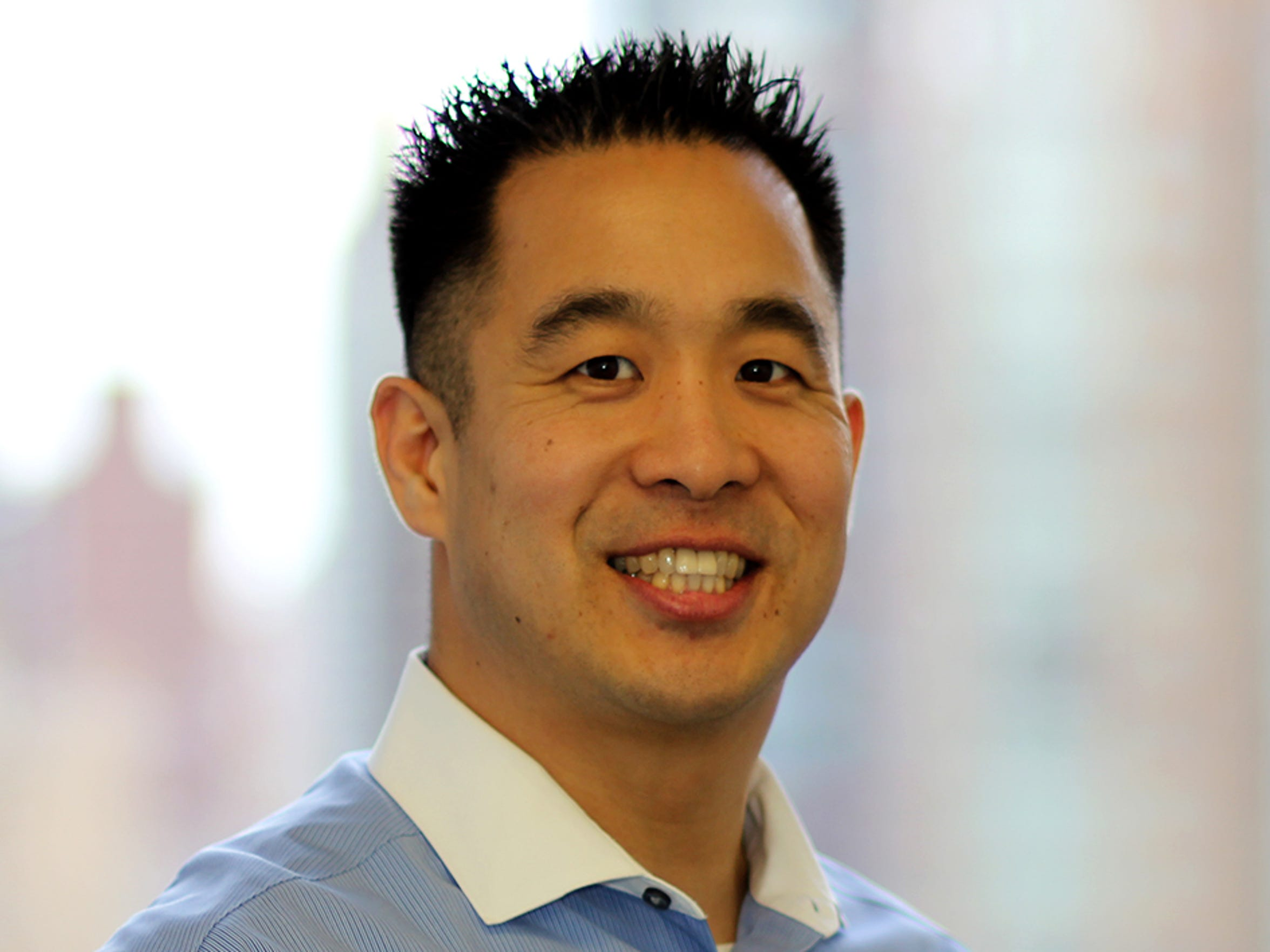 Tejune Kang, Founder, Chairman & CEO 6D Global Technologies.