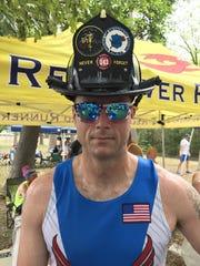 Shreveport's Jay Muller ran the 2018 Firecracker 5K