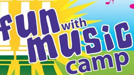 The Fun With Music Camp is set for June 1-5 at Northwestern State University in Natchitoches.