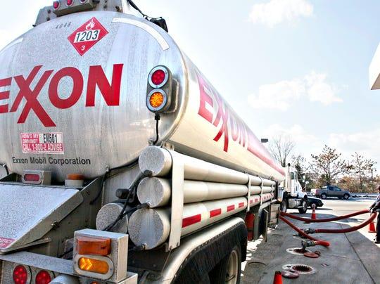 Exxontank
