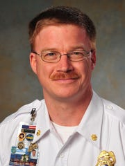 Christopher Gray, Clinical Supervisor/Chief Paramedic for American Medical Response.