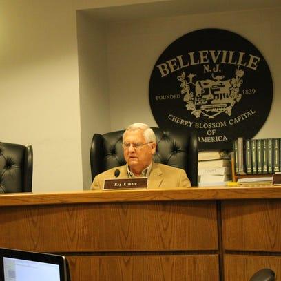 Mayor Raymond Kimble.