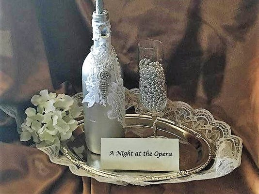 a night at the opera invitation