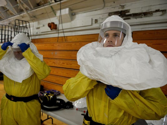 101st Ebola