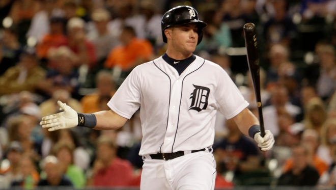 Tigers catcher James McCann