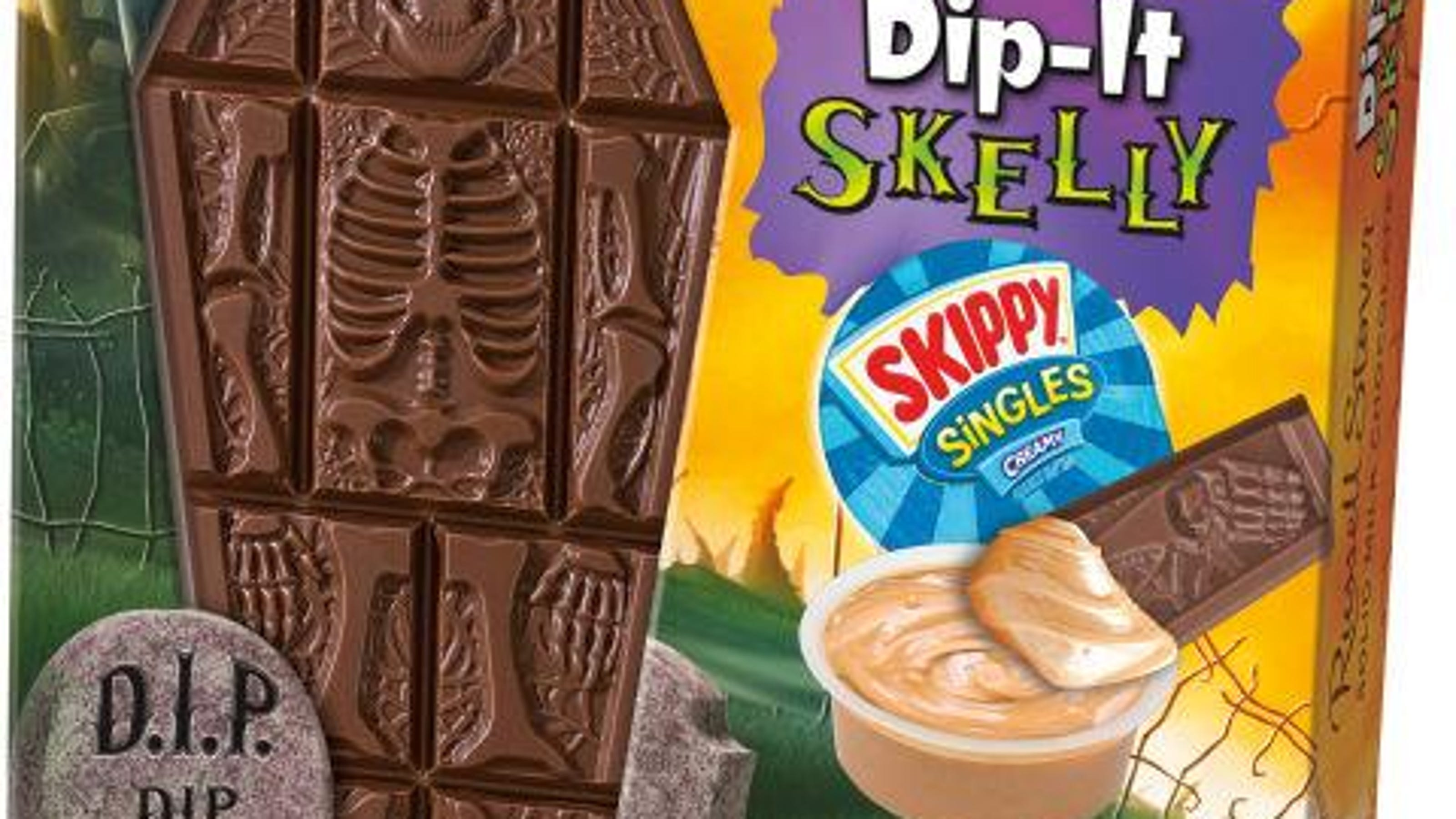 special halloween treats from russell stover