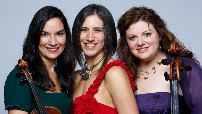 "Celebrate Women's History Month with ""Femmes Notables"" featuring Trio Nova Mundi 7:30 p.m. Feb. 26, at  Unitarian Universalist Congregation of Salem."