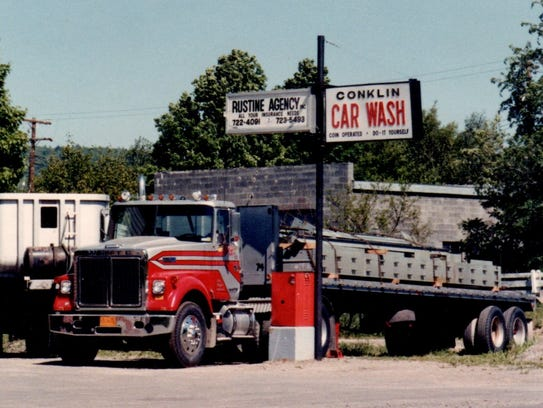 Donald Major owned and operated the Conklin Carwash.