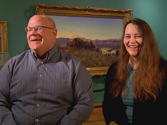 Kirby Lambert and Jennifer Bottomy – O'Looney with