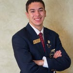 Ammer Soliman was elected president of New Jersey Future Business Leaders of America