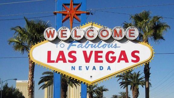 "Early Arizona legislators wanted the sign to read ""Las Vegas, Arizona."""