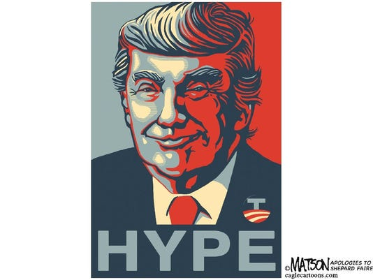trump hope