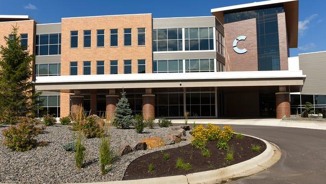 Coborn's corporate office Tuesday, Aug. 9, in St. Cloud.