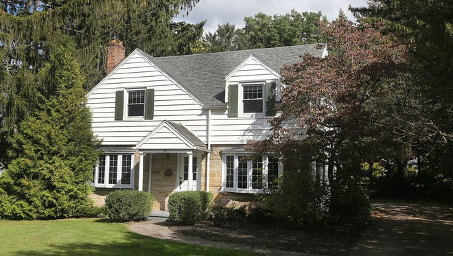 This house at 33 Del Rio Dr. in Brighton, N.Y., is for sale for $189,900. In 1982, housewife Cathleen Krauseneck was killed by an ax blow to her head. Her murder remains unsolved. As of Friday, Sept. 29, 2017, the house has been on the market for more than three months.
