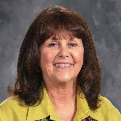 Amy Beverland Elementary School Principal Susan Jordan