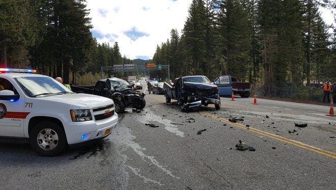 A Sutherlin woman died in a  fatal crash on Highway 20, May 15.