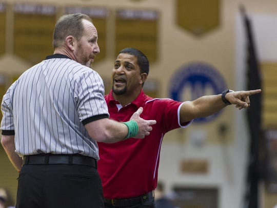 New Pal coach Chad Red Sr. has the luxury of coaching his son, the nation's No. 1 wrestler at his weight.