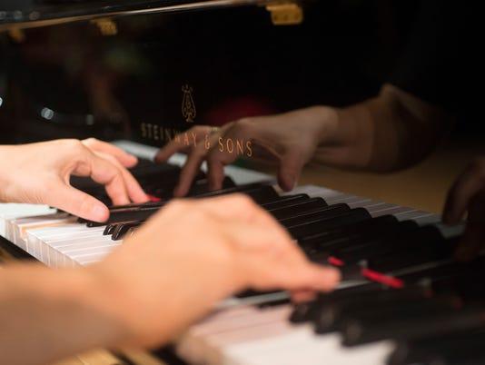 NB Cook Piano Concert