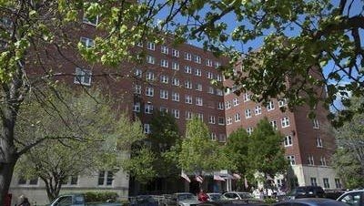 The existing VA hospital on Zorn Avenue was opened in 1952.