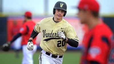 Vanderbilt's Bryan Reynolds was named to the Louisville Slugger's preseason All-American second team.