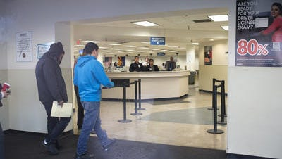 Authorities: Aggressive flirtations, threats lead to DMV office being briefly locked down