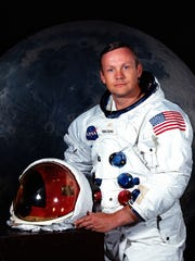 This undated file photo provided by NASA shows Neil