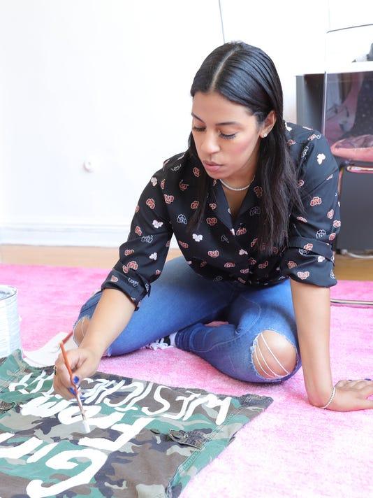 1 of 1 NYC Designer Trenna Seney