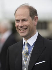 Prince Edward, Earl of Wessex, 53, used to work as