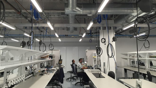 Facebook is banking that its new hardware laboratory will speed the pace of innovation.Creativity and innovation are key requirements for the growth and success in all types of organizations.