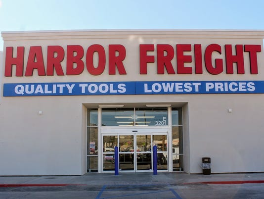 Harbor Freight 1