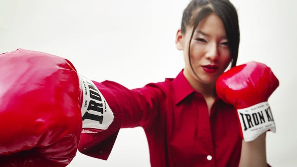 The Go Red for Women Luncheon May 17 fights heart disease and stroke.