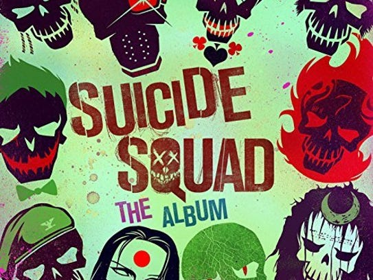 Suicide Squad: The Album, Soundtrack