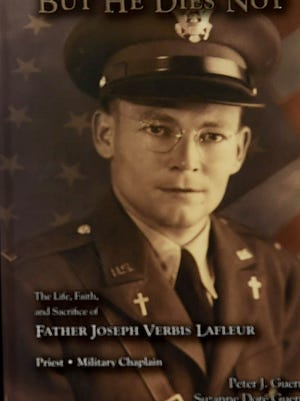 Father Joseph Verbis Lafleur will be honored next week.
