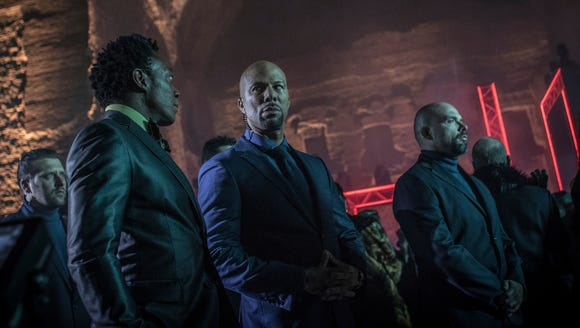 Common Did Not Let Keanu Reeves See His Pain In John Wick Chapter 2