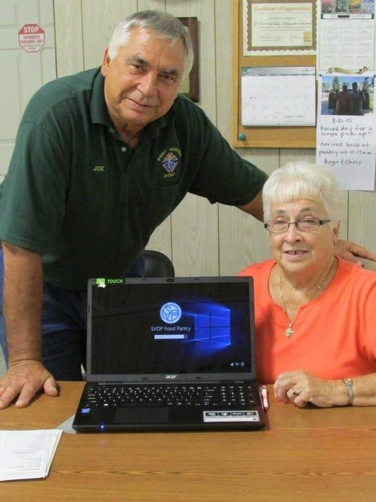 Computer donation