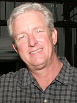 Pat Logue in 2008