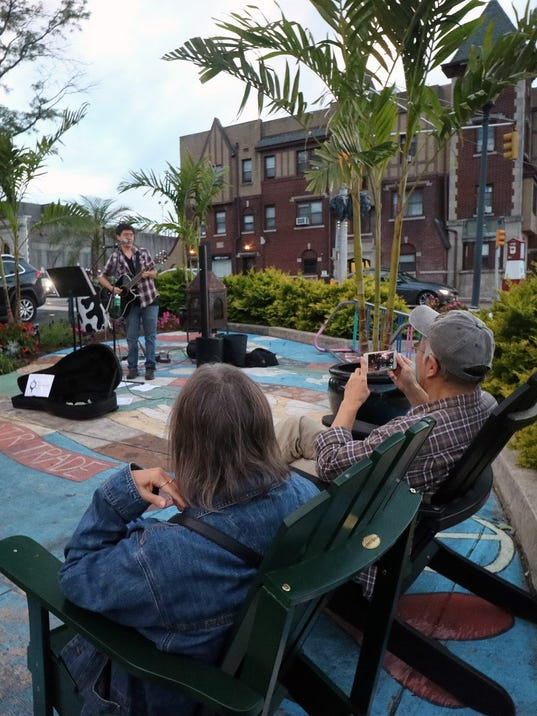 Music in the Night in Ridgewood