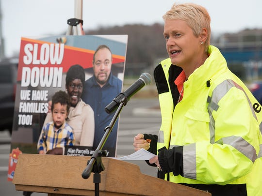 Delaware Transportation Secretary Jennifer Cohan said on Wednesday that the second week of April traditionally marks the start of construction season on roadways, which means work zone safety is important.