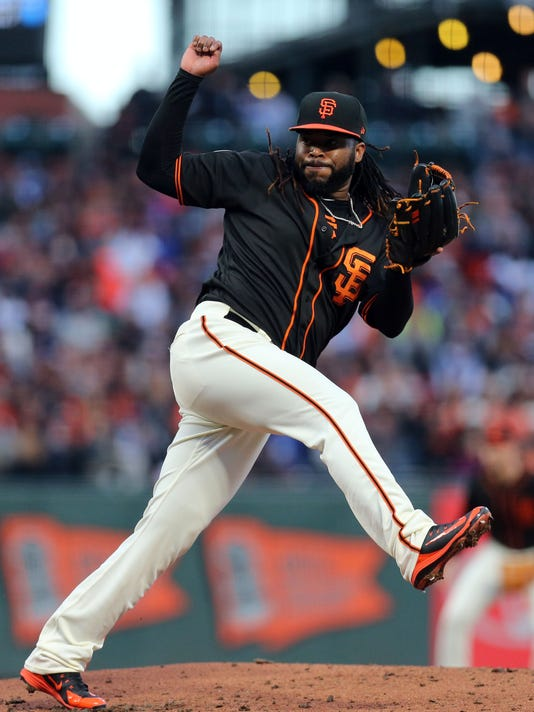 MLB: Game 2-Los Angeles Dodgers at San Francisco Giants