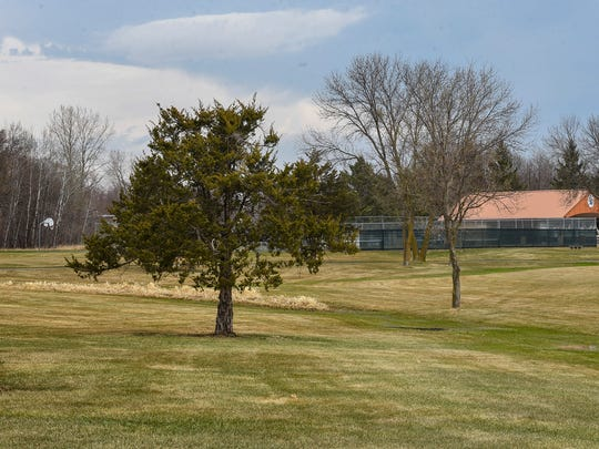 Val Smith Park, shown Monday, April 30, will soon be undergoing a remodel and parking lot expansion in Sartell.
