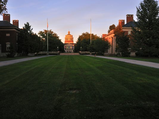 University of Rochester campus